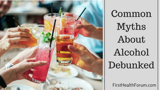 Common Myths About Alcohol Debunked